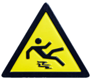 Prevent falls in the workplace