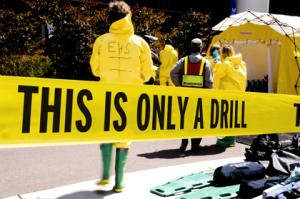 practice emergency drill crisis preparedness