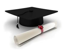 higher education, graduation